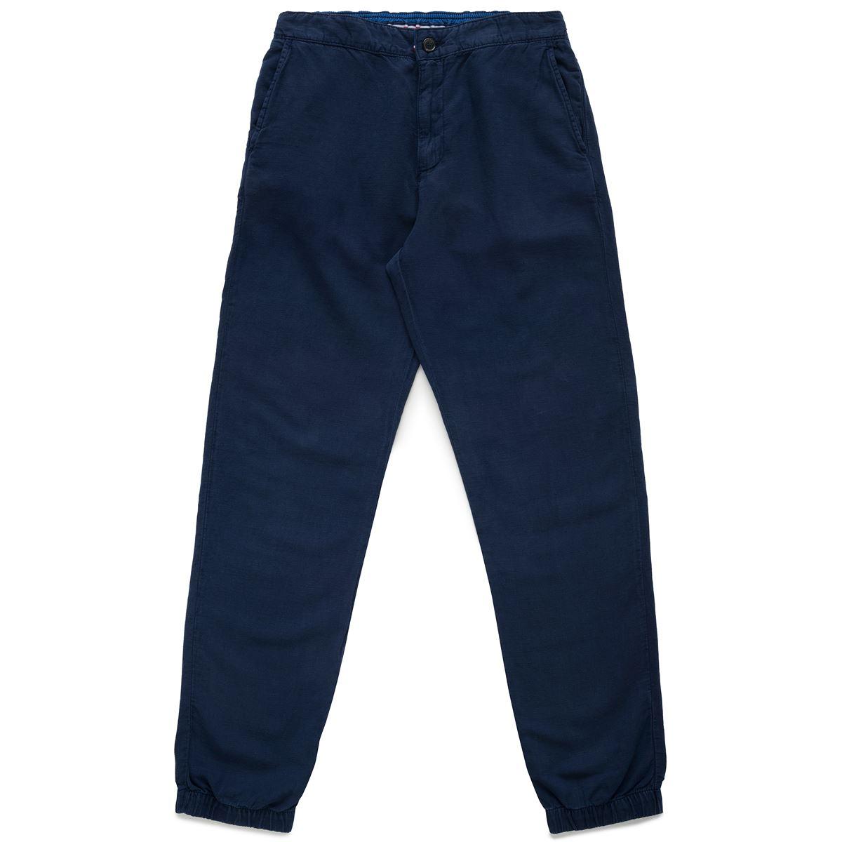 Robe di Kappa Pantaloni uomo-661163WASM