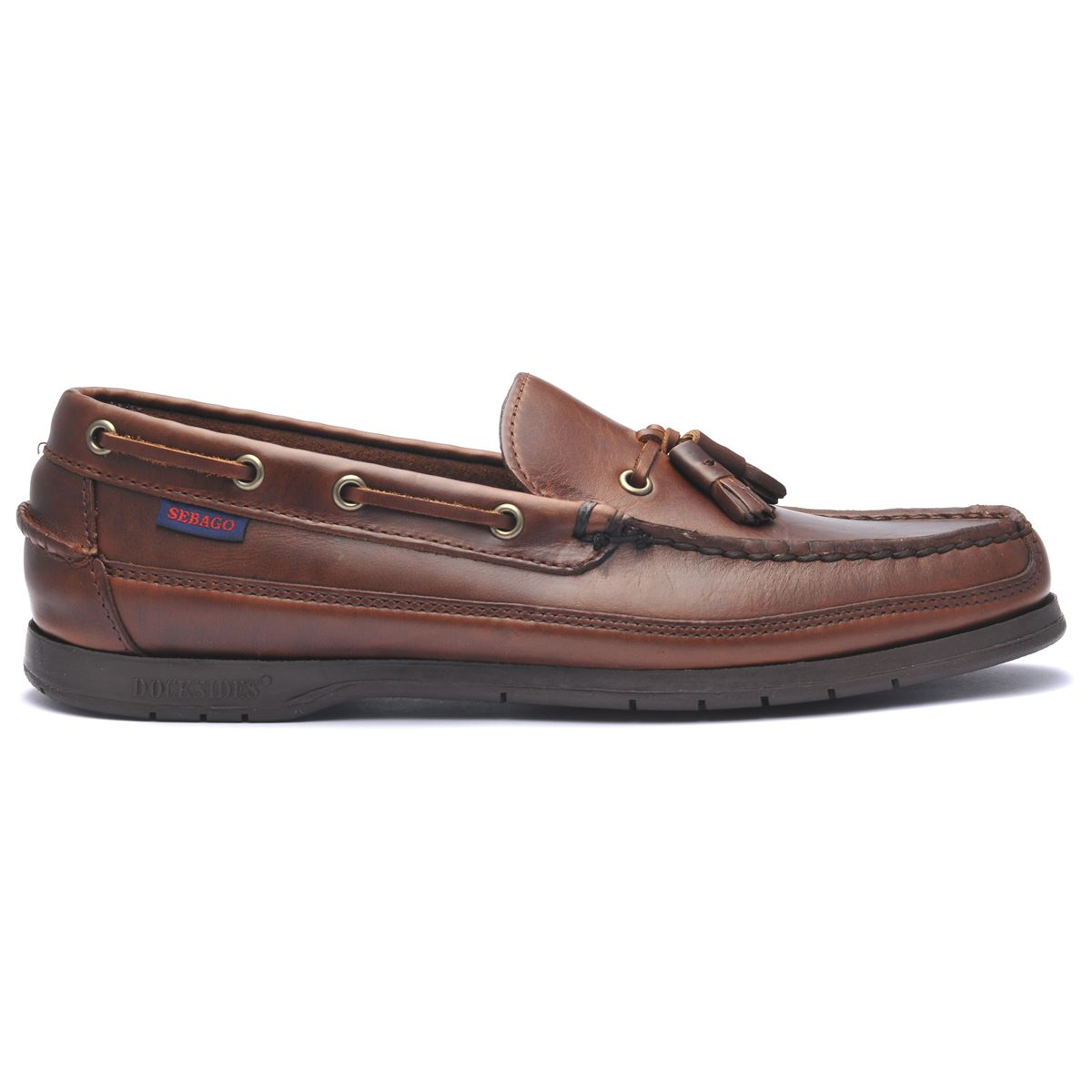 Sebago MOC KETCH Man Yachting sailing Moccasin