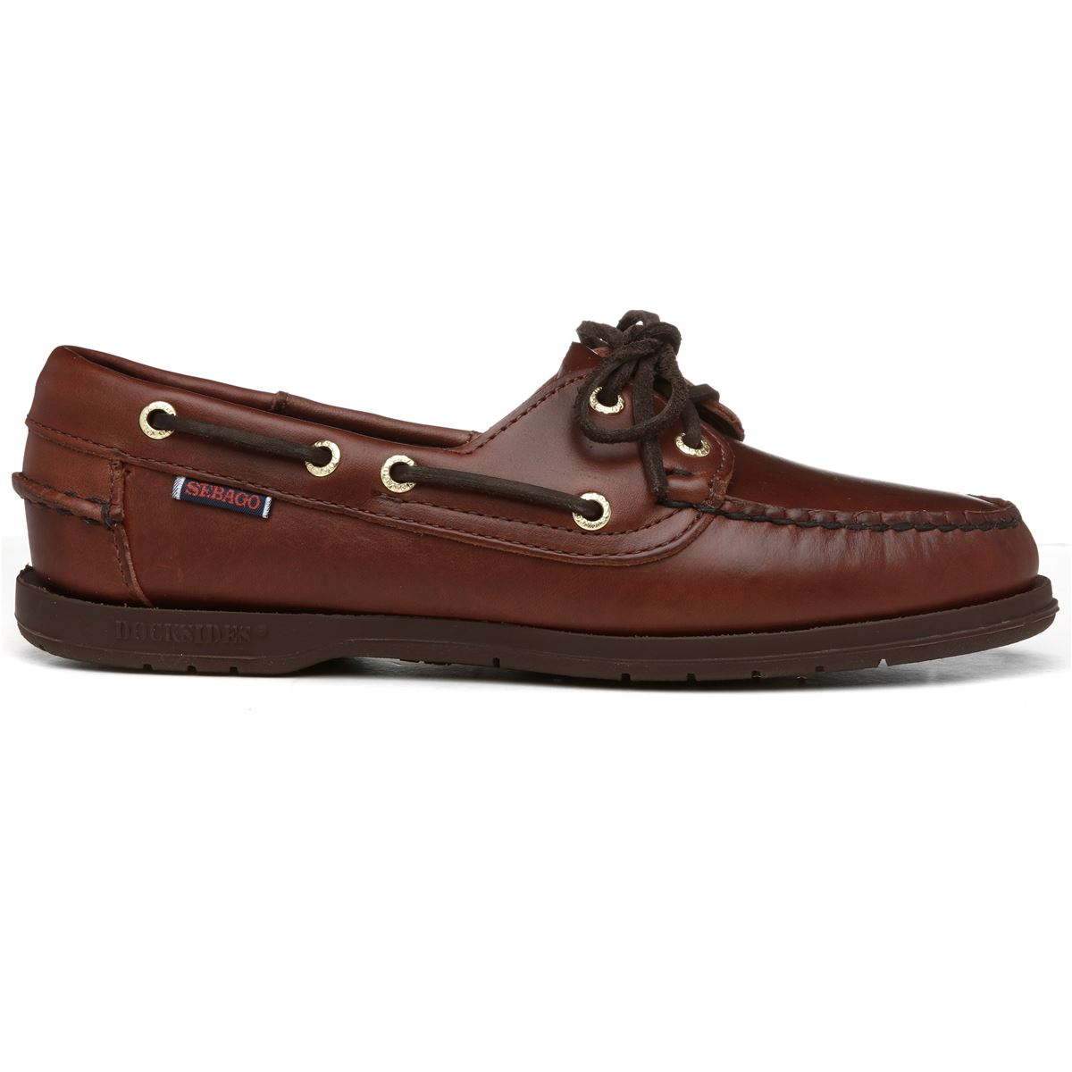 Sebago Shoes Moccasin VICTORY FGL BRUSHED W Woman Leisure Moccasin