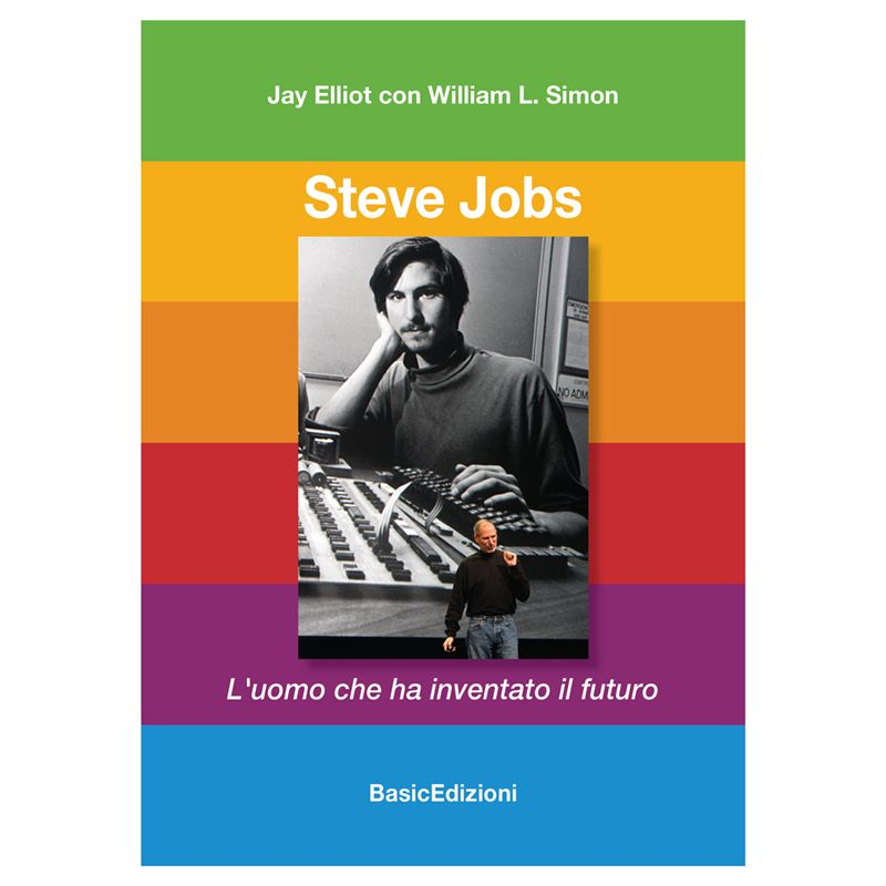 BasicNet Documenti STEVE JOBS Cartella Uomo Donna