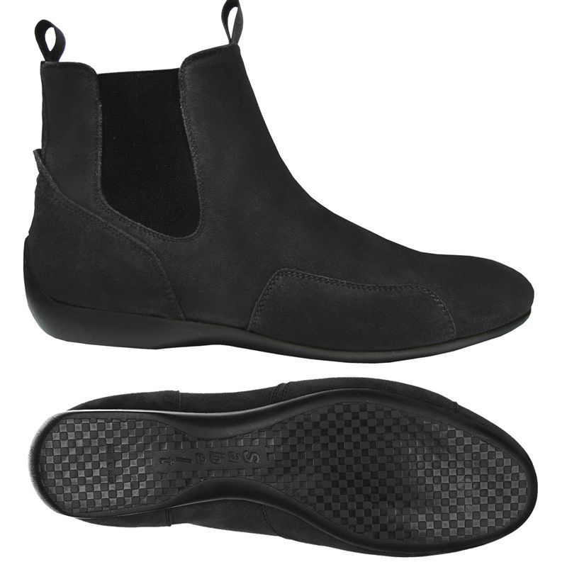 Sabelt Shoes Boots 105U-FASTBACK-SUEDE Man Woman Driving Ankle Boot