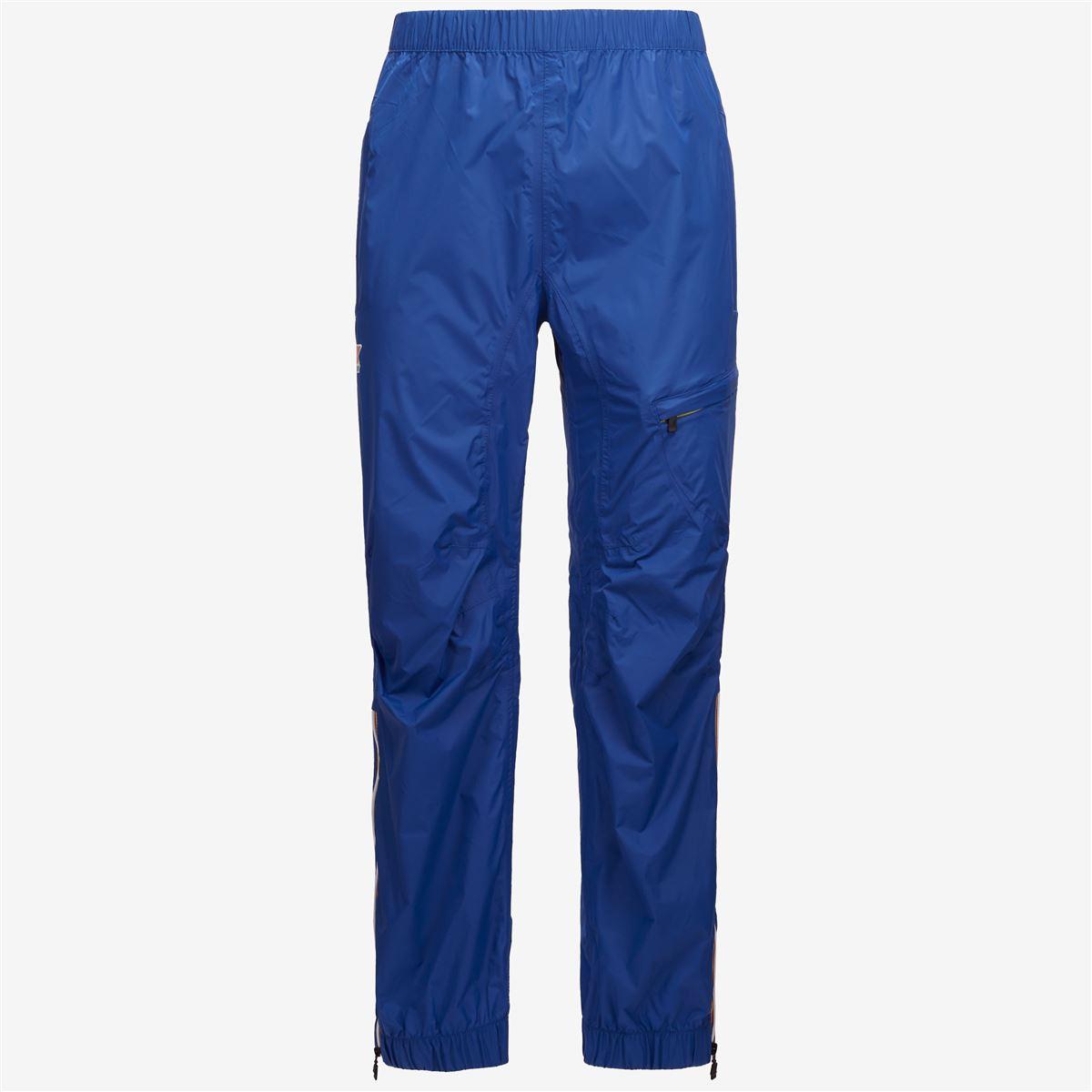 K-Way Pants LE VRAI 3.0 EDGARD Man Woman Sport Trousers