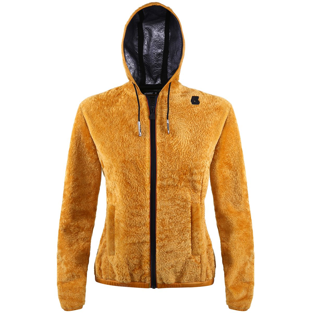 Giubbotto impermeabile K-way donna LILY KL SHEEPSKIN-K005FA0