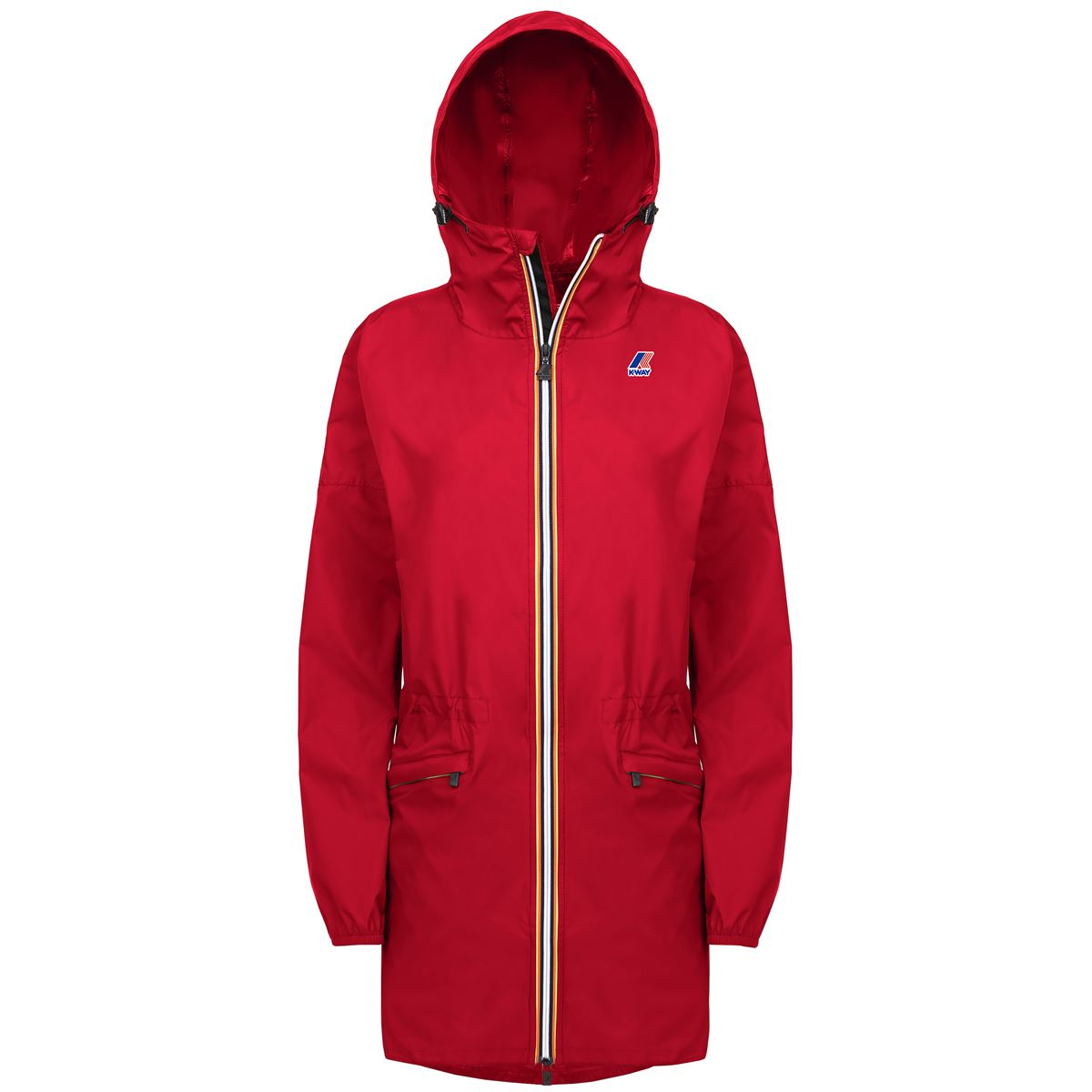 K-Way Jacket LE VRAI 3.0 CELINE Long Woman