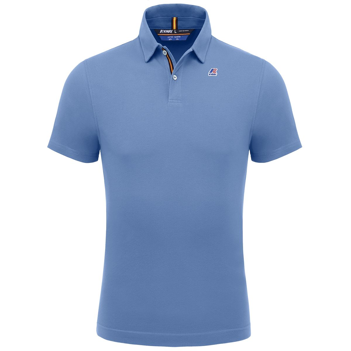 K-Way POLO SHIRTS GREGOIRE TAPE Man Polo