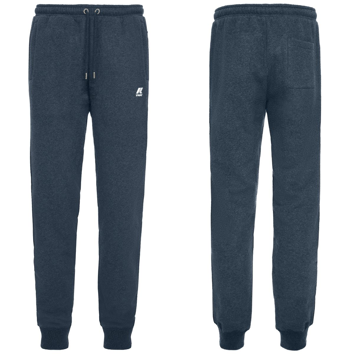 Pantaloni K-way uomo MICK FLEECE-K007GG0