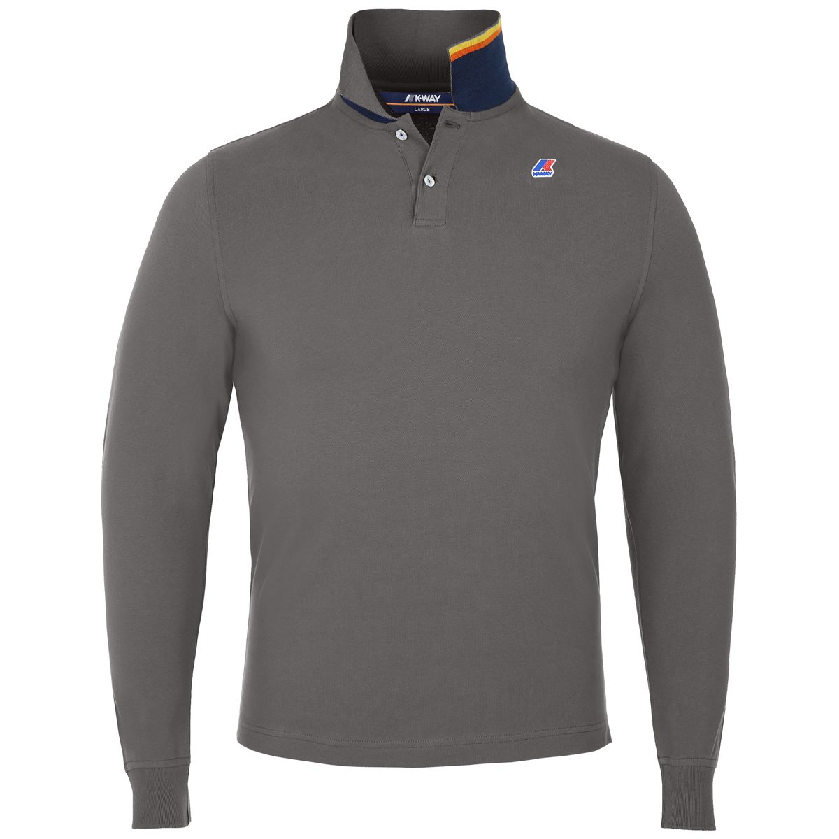 K-Way POLO SHIRTS ROCHEL STRETCH Man Polo