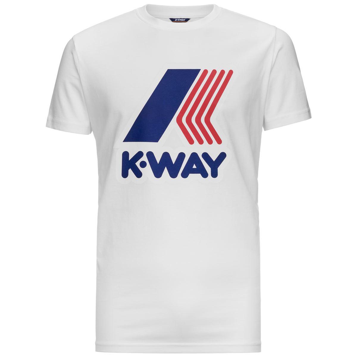 T-Shirts & Top K-way uomo PETE MACRO LOGO-K009FF0