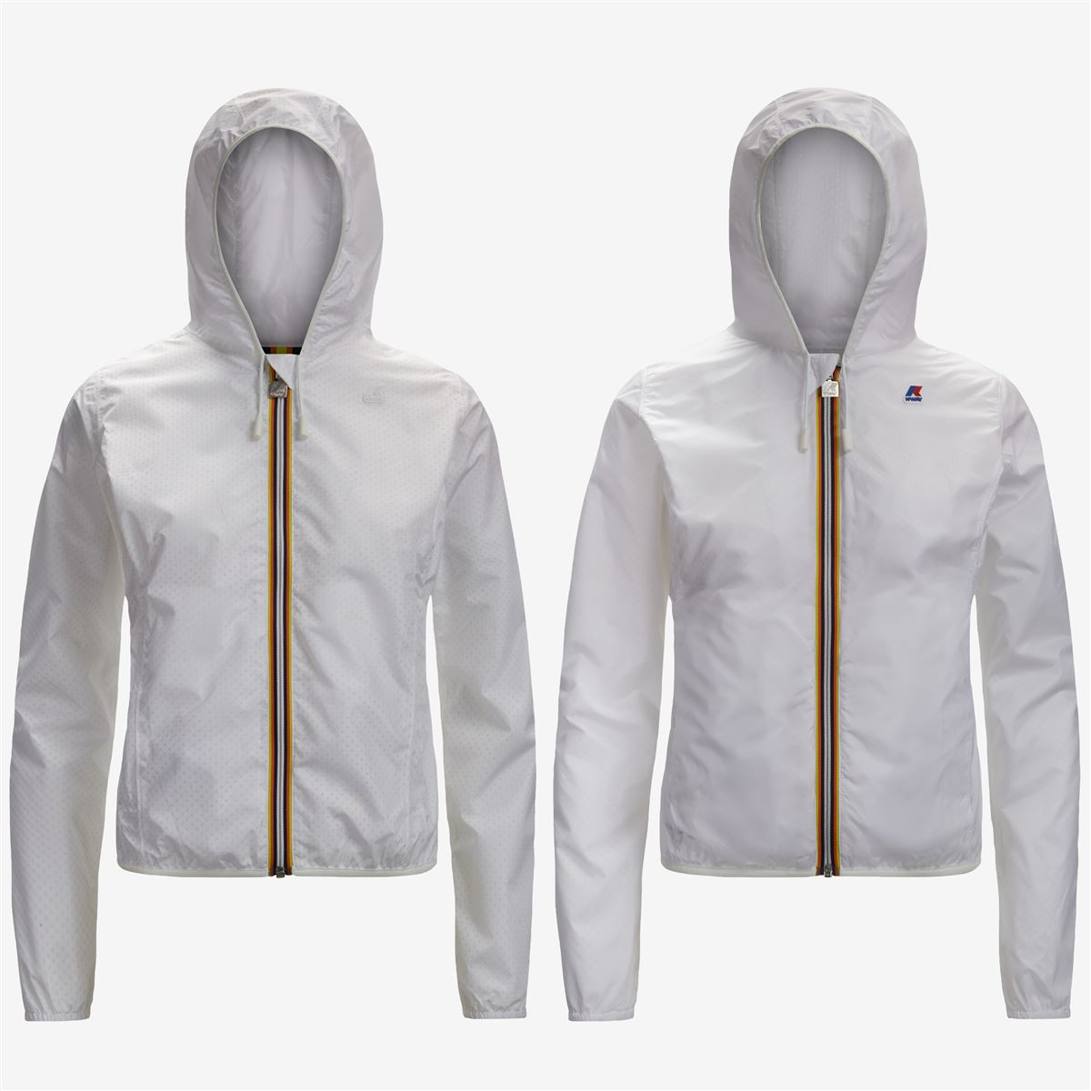 Giubbotto impermeabile K-way donna LILY DOUBLE DROPS-K00BDY0