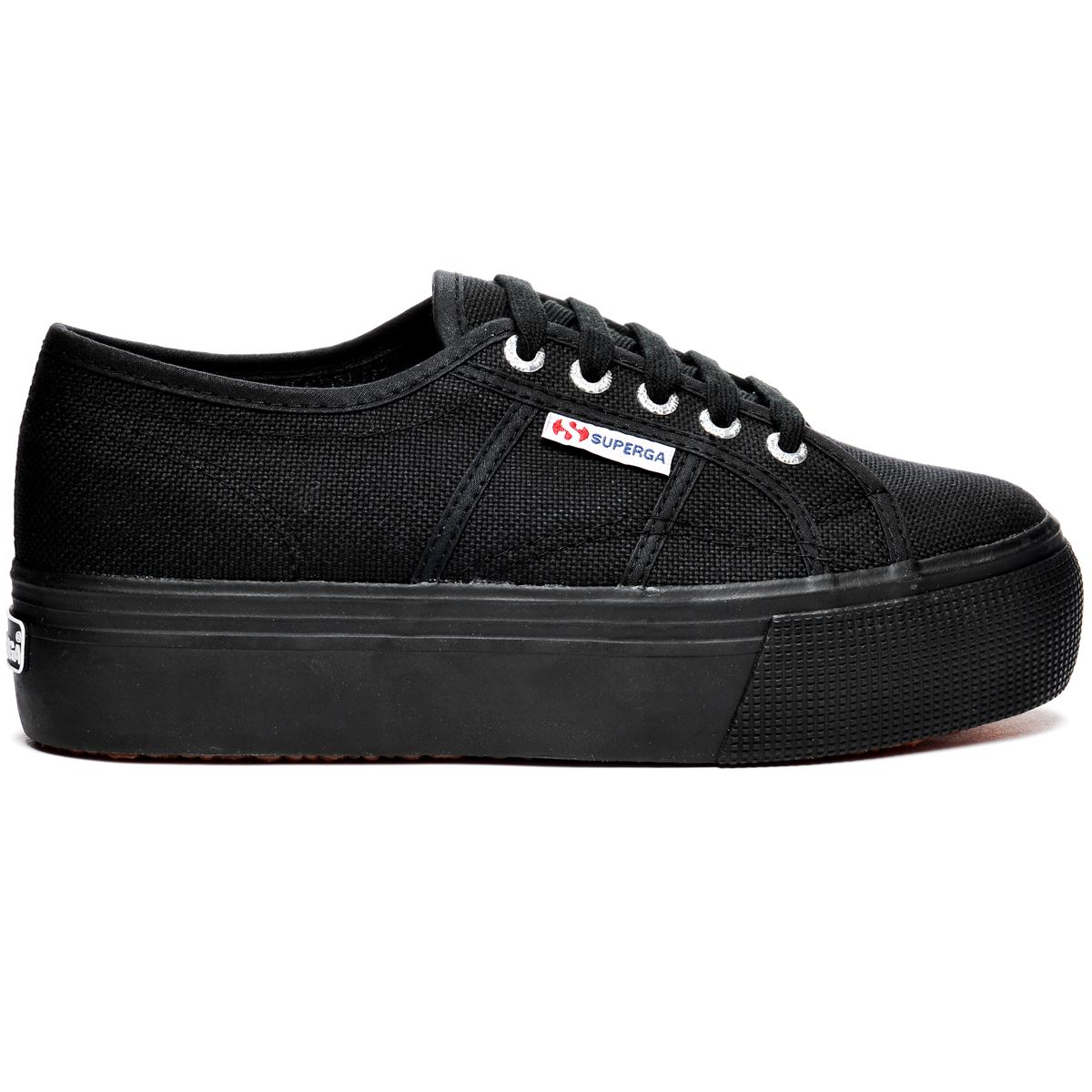 Superga Lady Shoes Woman 2790ACOTW LINEA UP AND DOWN Traveling Wedge