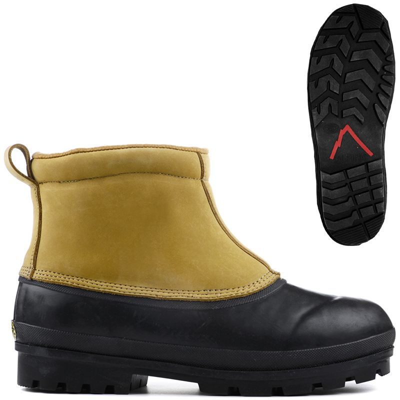 Superga Mid Cut Shoes Rubber Boots Country Man Woman