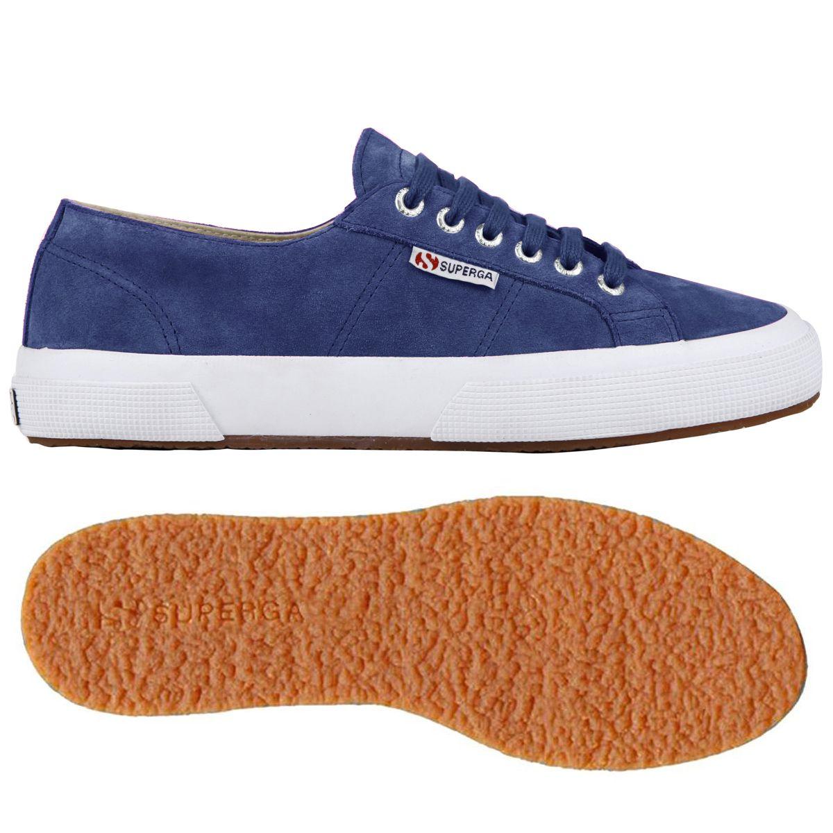 Superga Scarpe ginnastica 2750-SUEU Uomo Donna Casual Sneaker citta