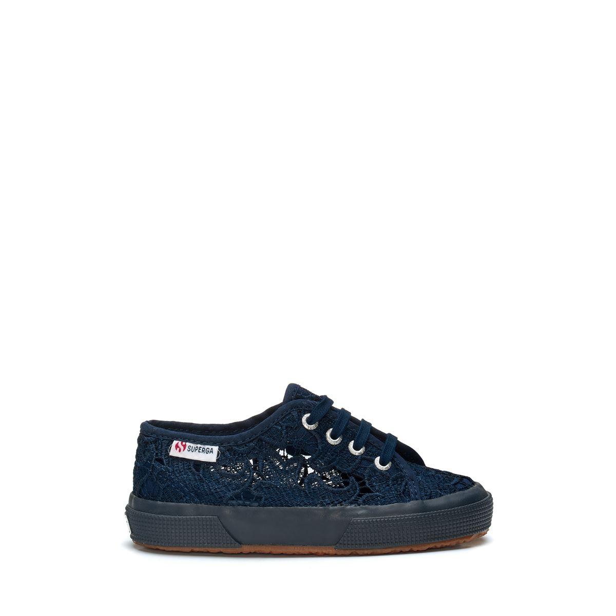 Superga LE SUPERGA 2750-MACRAMEJ Girl Sneaker
