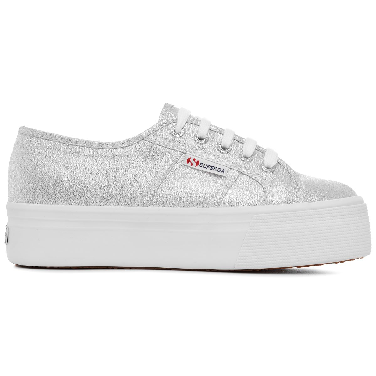 Superga Lady Shoes 2790-LAMEW Woman CHIC Wedge