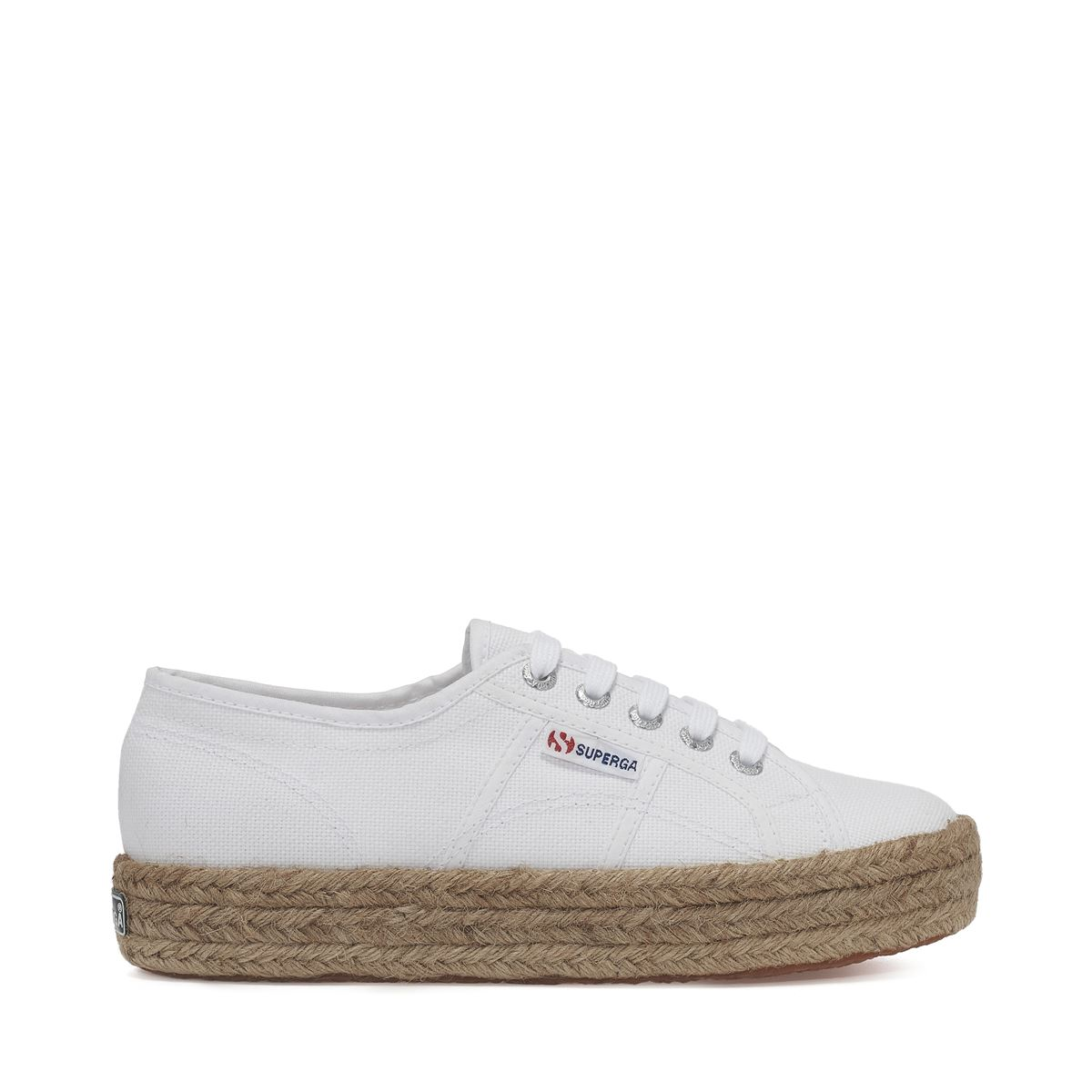 Superga Lady Shoes 2730-COTROPEW Woman CASUAL Wedge