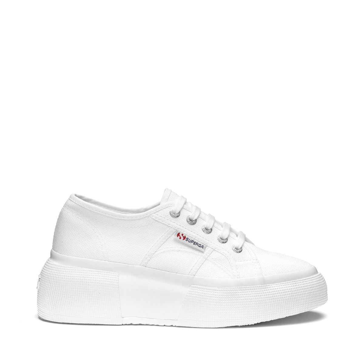 Superga Lady Shoes 2287-COTW Woman Wedge