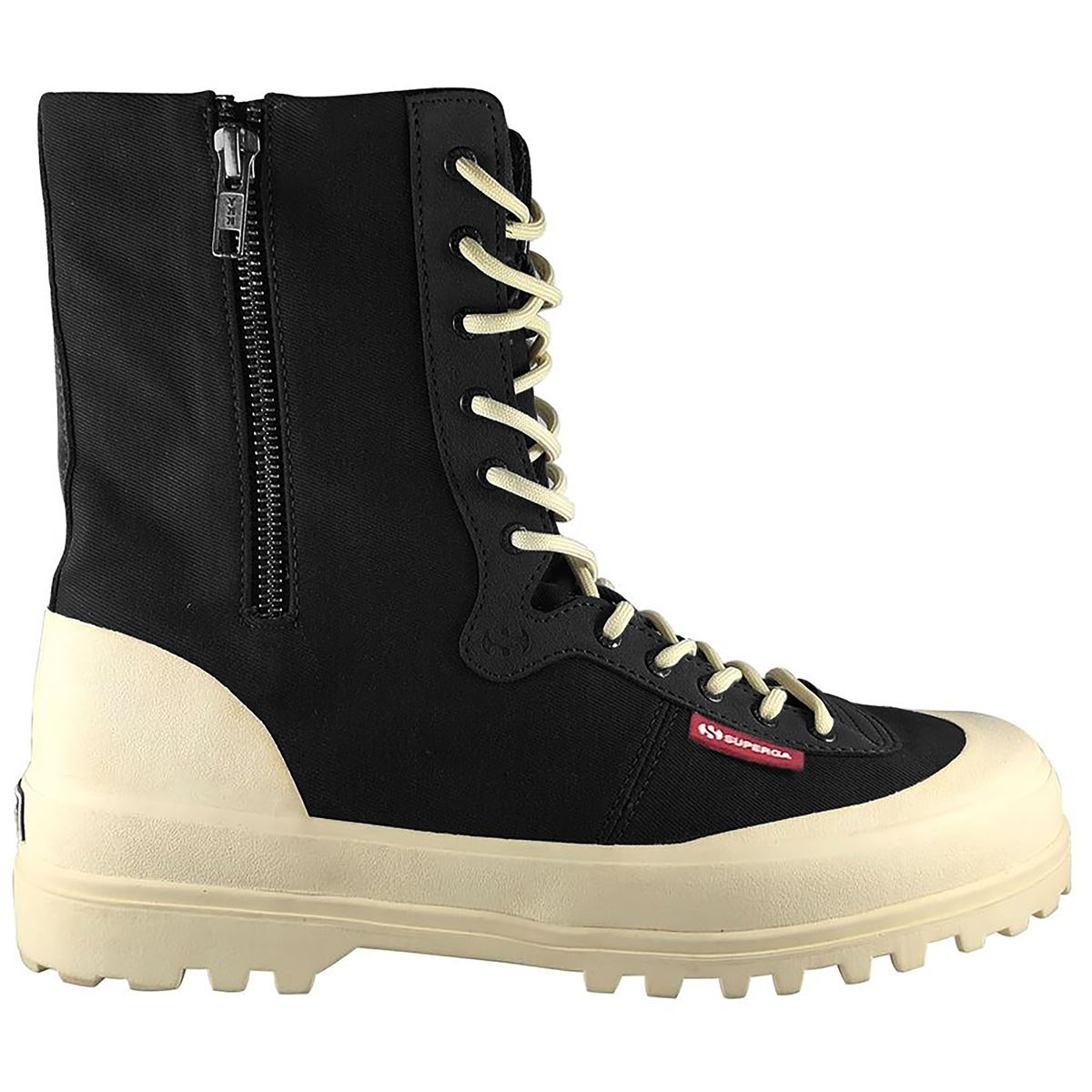 Italian Ankle Boots Superga for men and women-S00EUD0PUR