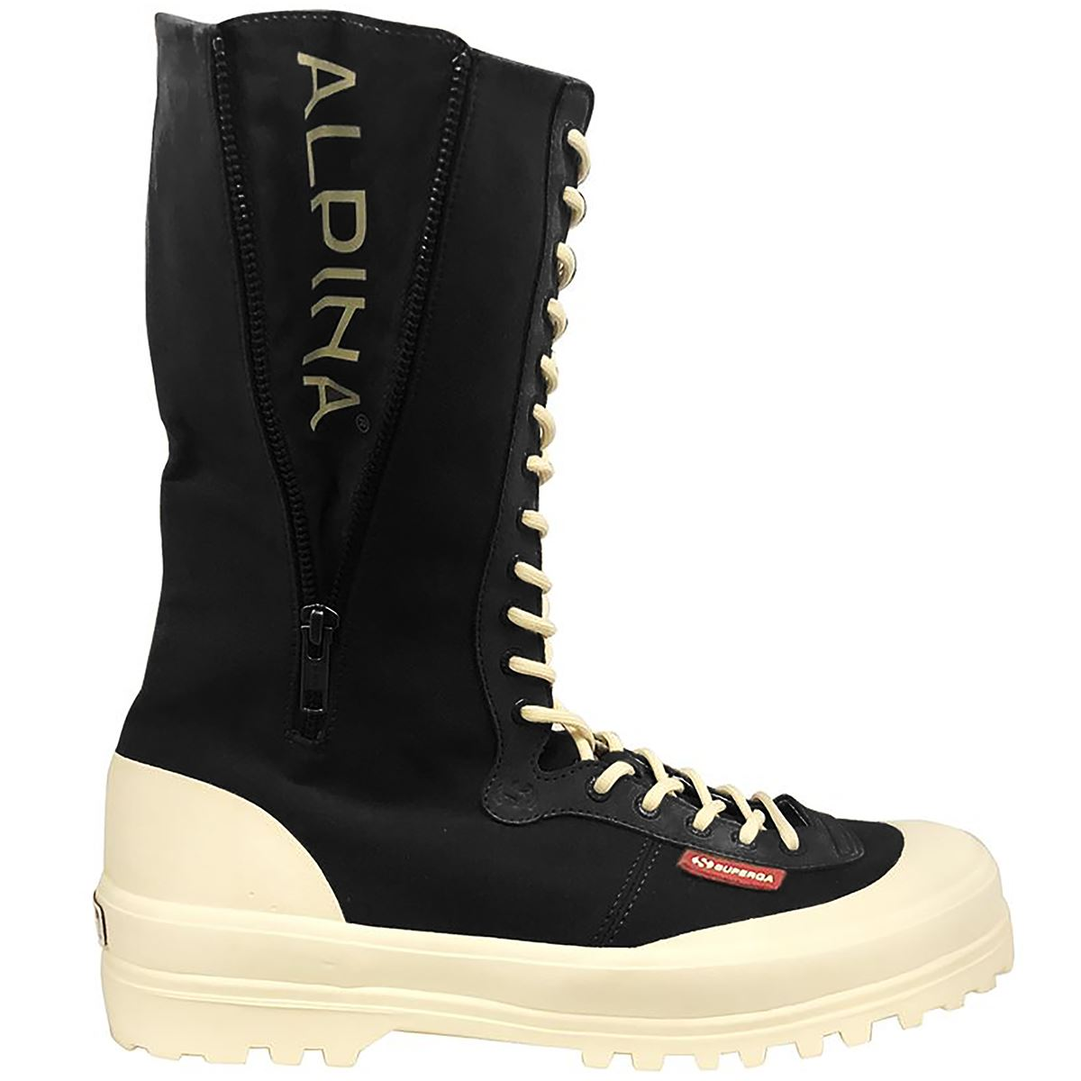 Italian Ankle Boots Superga for men and women-S00EUE0PUR