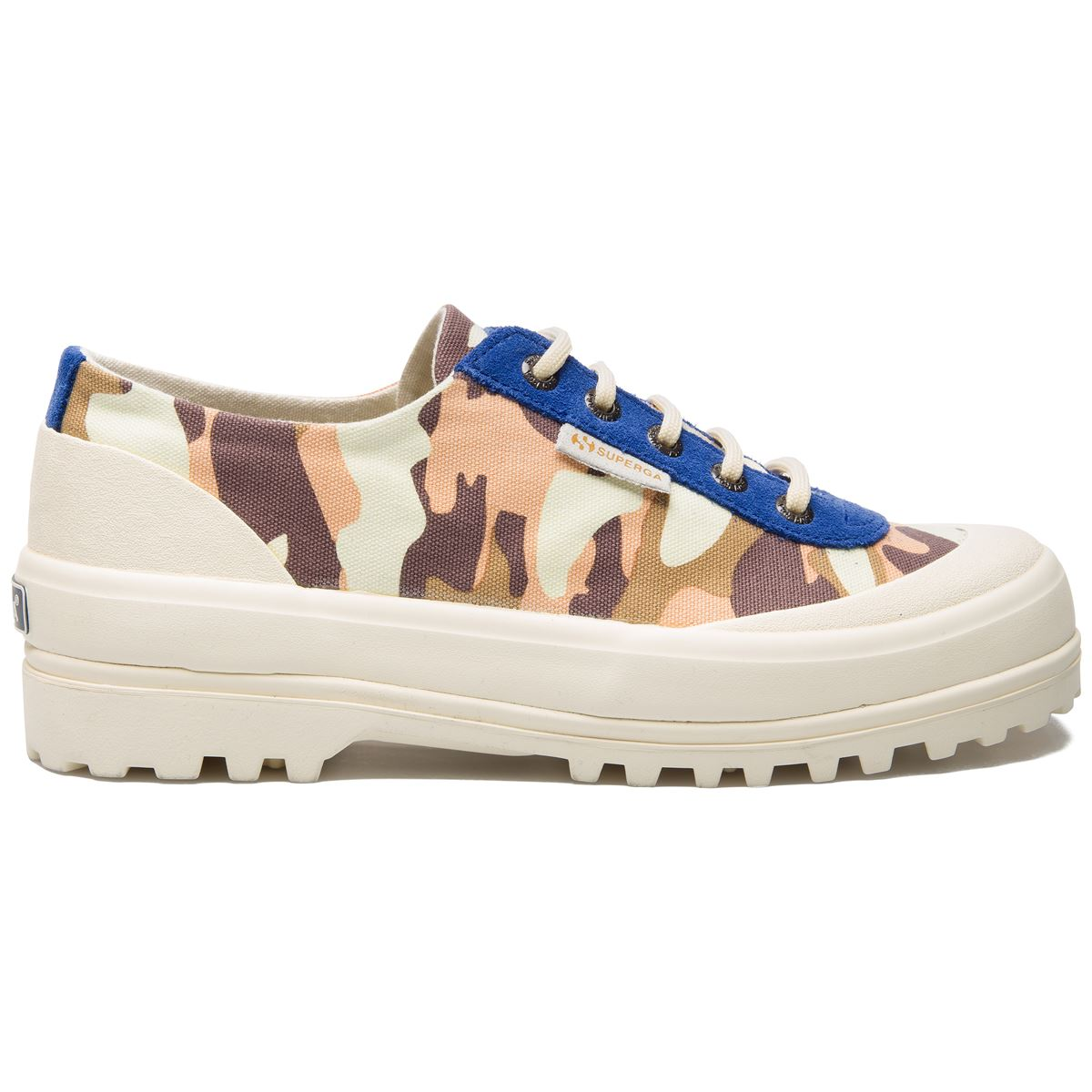 Italian Ankle Boots Superga for men and women-S61118WPUR